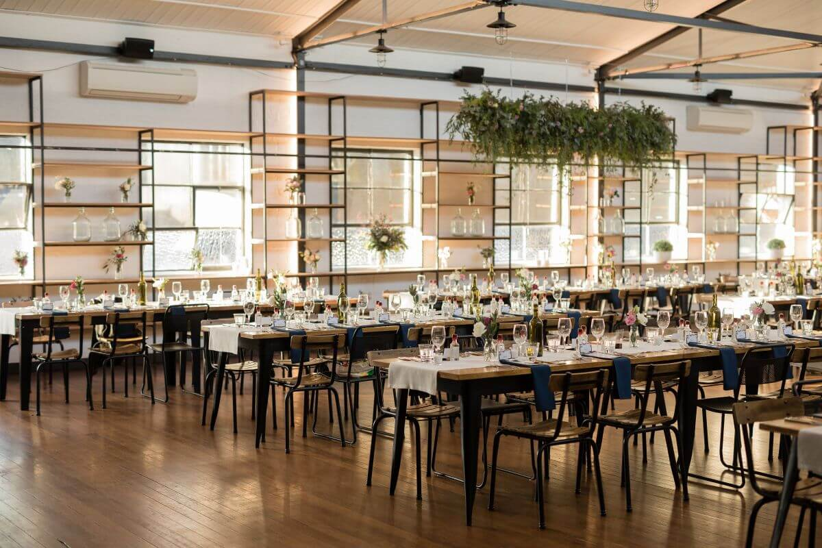 Craft Co | Thrive Flowers & Events: Affiliates & Wedding Reception Venues