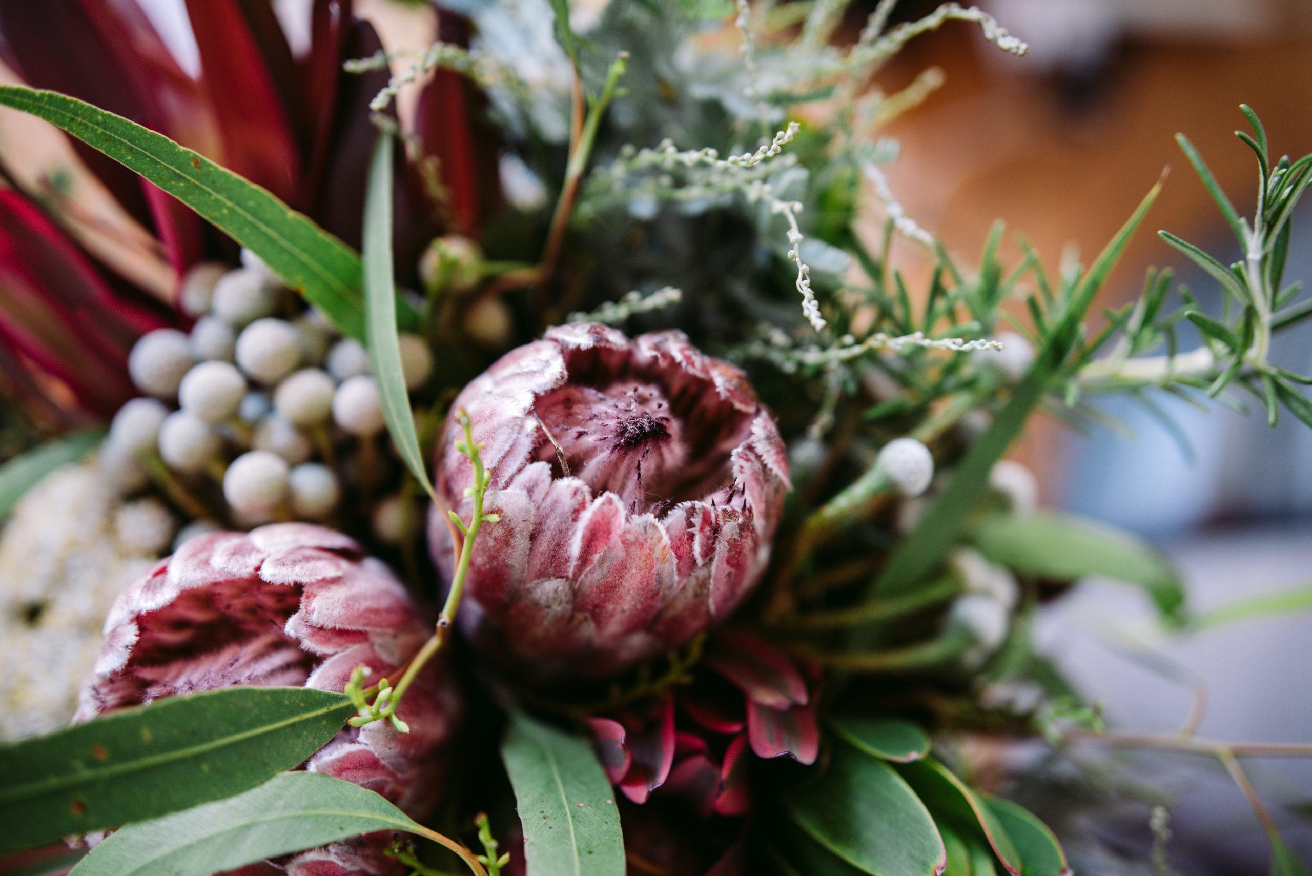 Melbourne Event Florist Centrepiece Venue Decor | Thrive Flowers, Collingwood