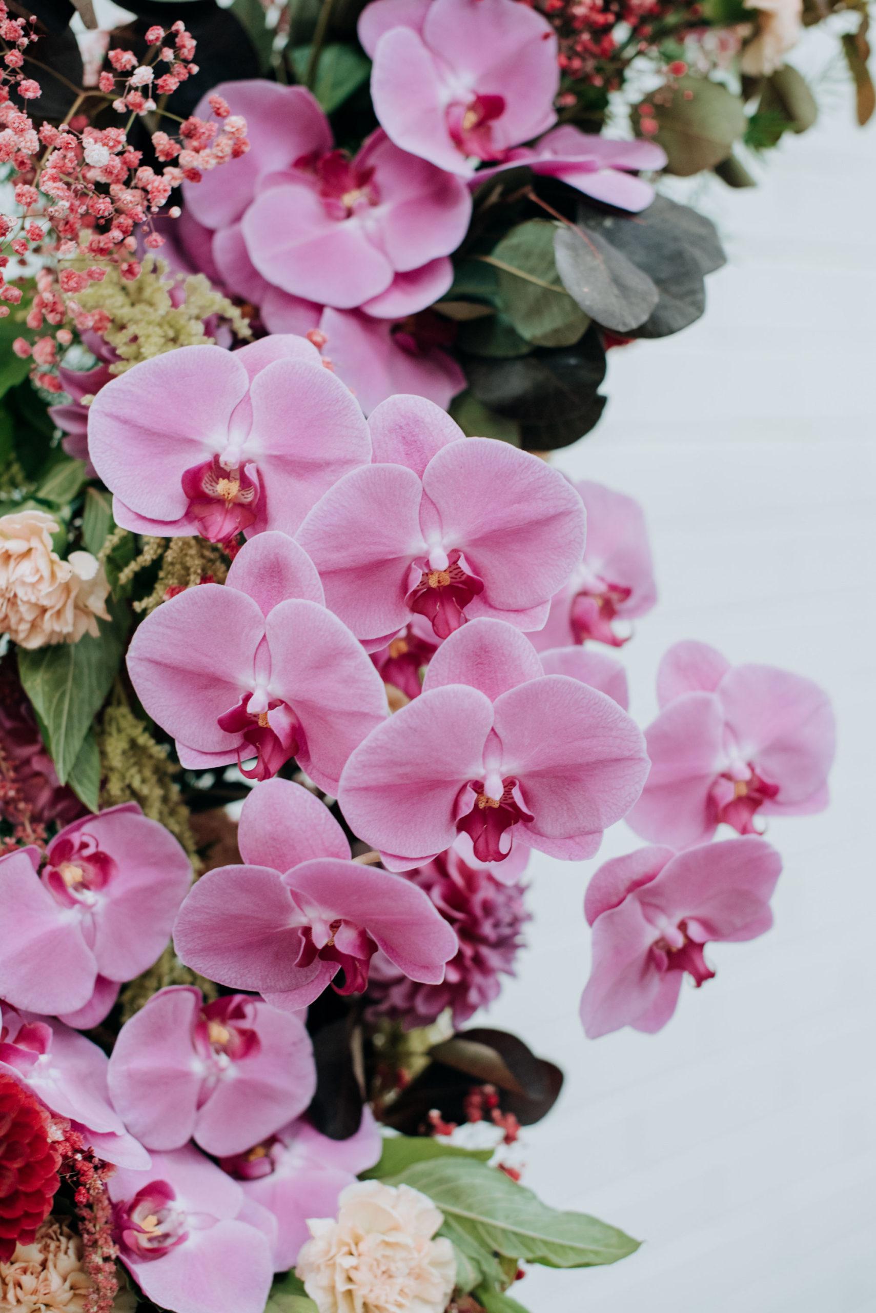 Melbourne Event Florist Venue Decor Flower Installations | Thrive Flowers & Events