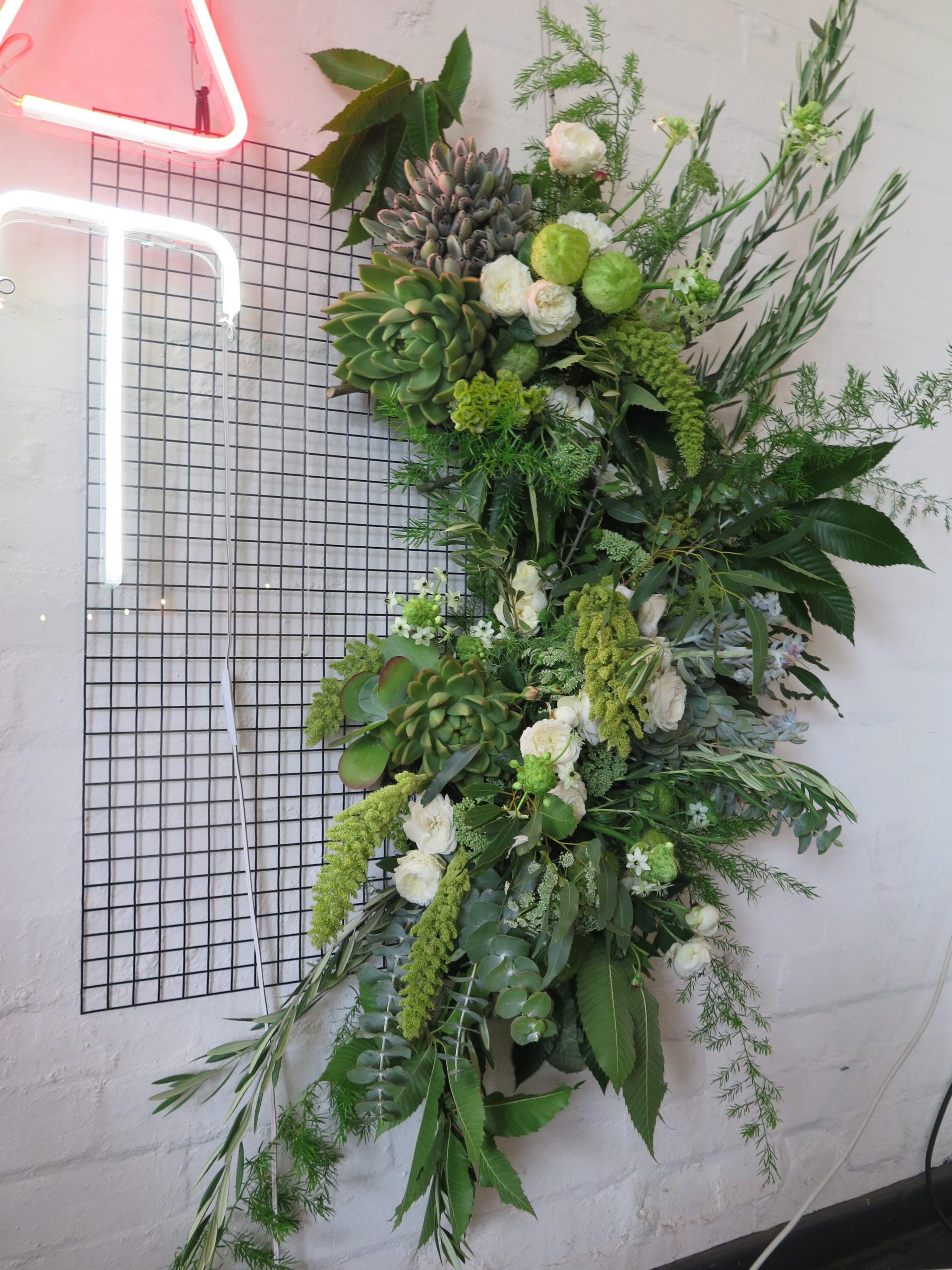 Melbourne Event Florist Venue Decor Photobooth Backdrop | Thrive Flowers