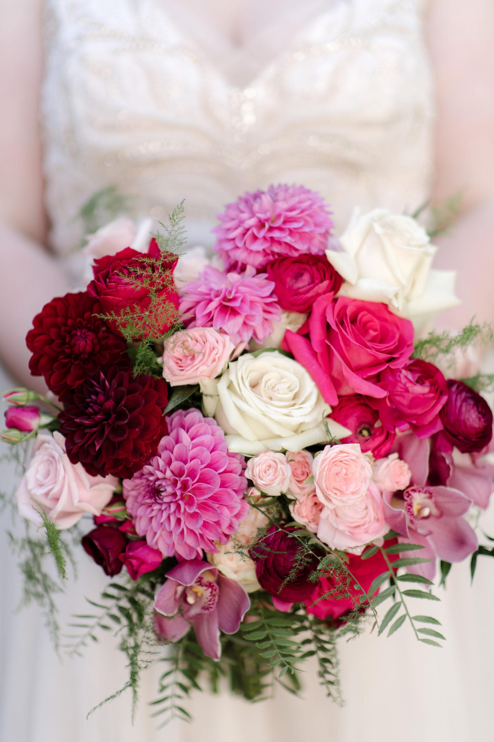 Melbourne Wedding Florist Bride Bouquet Flowers | Thrive Flowers, Collingwood