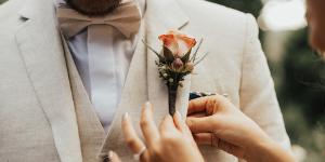 Flowers to Wear for your Melbourne Wedding | Thrive Flowers & Events: Wedding Florists