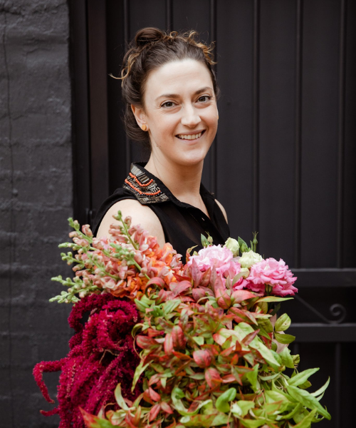 About Us: Rosie   Thrive Flowers & Events