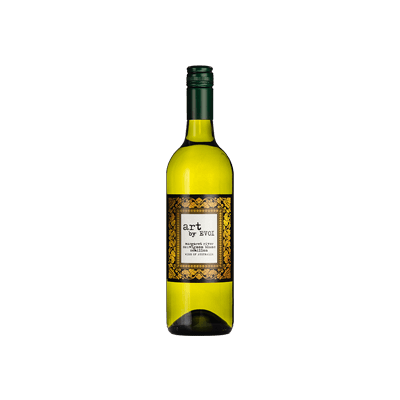 Wine Gifts with Flowers: Sauvignon Blanc Semillon | Thrive Flowers Order Online